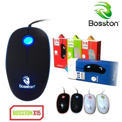 chuot-bosston-x15-led-game