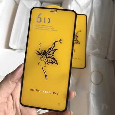 Cường lực full 6D thiên thần loại sịn dán đẹp các mã samsung, oppo, iphone – không hộp
